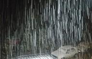 Na Blidinju počeo padati prvi ovosezonski snijeg