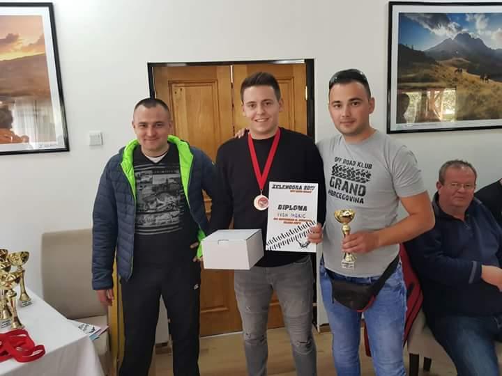 Uspješan nastup ORK Grand Hercegovina na rallyu u Zelengori