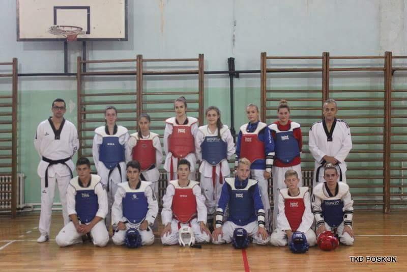 TAEKWONDO: Bašić i Crnogorac na Europskom juniorskom prvenstvu u Bugarskoj