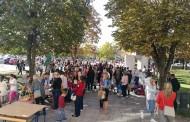 Dani kruha i plodova zemlje u osnovnoj školi u Posušju