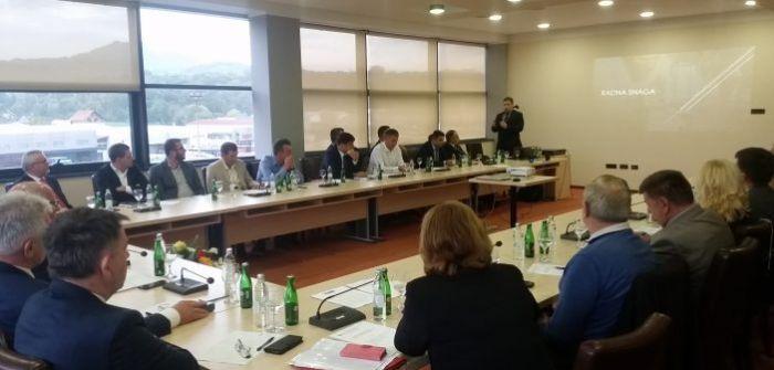Vitez: Održan sastanak Kluba hrvatskih gospodarstvenika u BiH