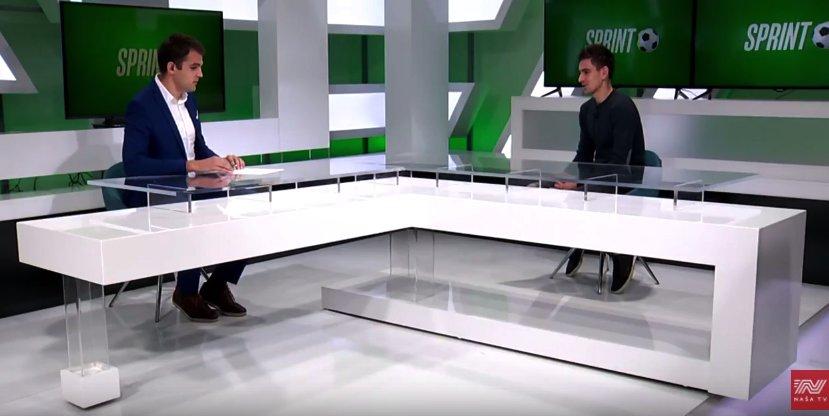 Dominik Begić gostovao na NAŠOJ TV