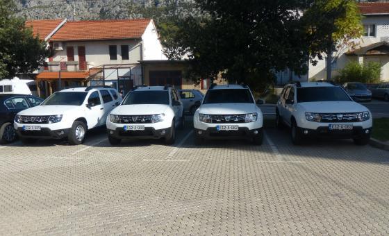 Nova vozila MUP – u ZHŽ