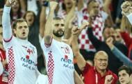 Hrvatska slavila u dramatičnoj završnici, dva crvena kartona Slovencima