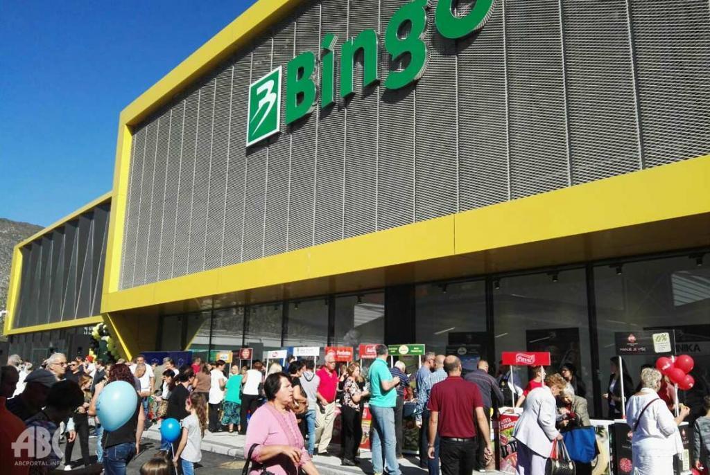 BiH: Bingo lider sa 186 trgovina