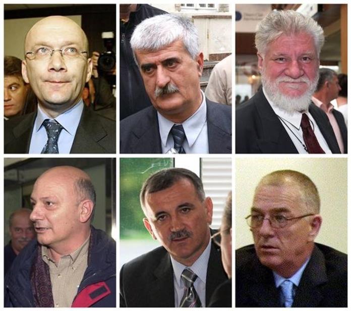 Odluka o hrvatskoj šestorki iz BiH u Haagu 29. studenoga