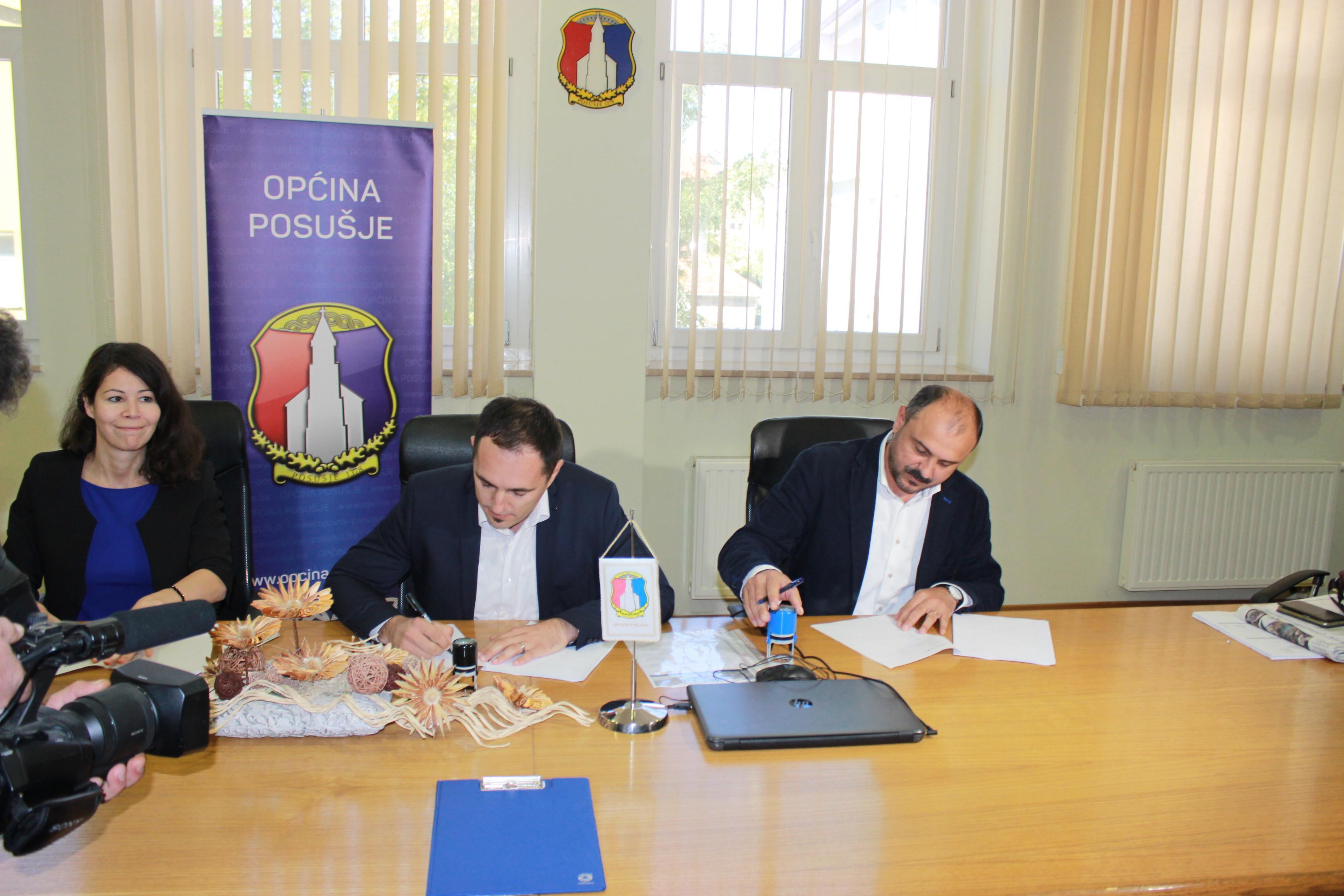 Općini Posušje 408 909 eura u projektu prekogranične suradnje