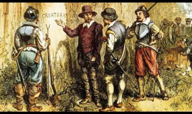 Croatoan Indijanci: Tragom legende o hrvatskim indijancima u Sj. Karolini
