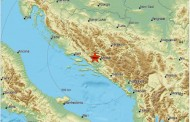 Potres probudio Hercegovinu, epicentar kod Kočerina