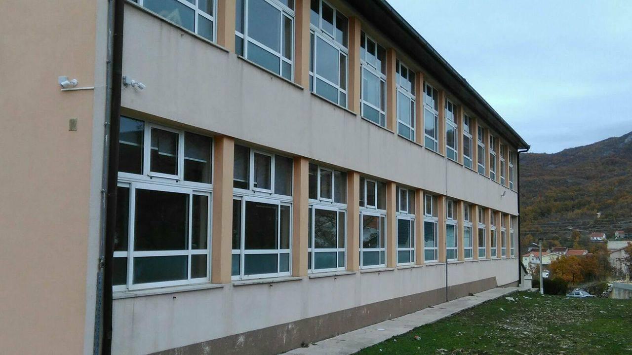 Postavljen video nadzor u Osnovnoj školi Vranić
