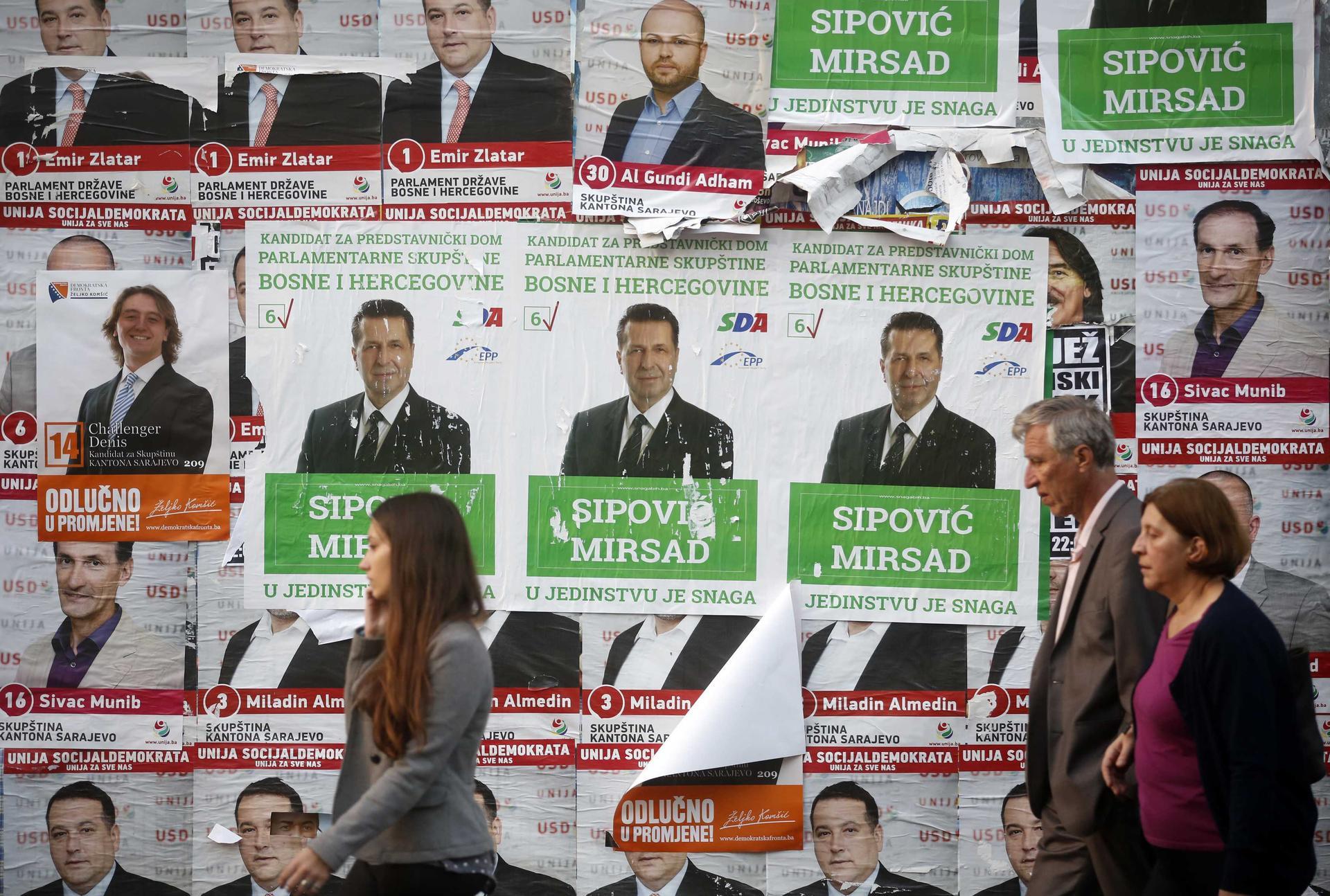 Bošnjačke stranke nastoje kroz entitetski zakon zadržati status quo