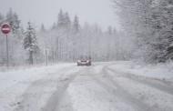 Snijeg pada u velikom dijelu BiH