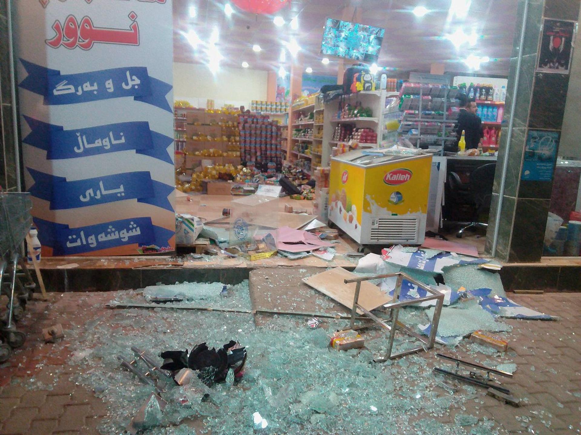 Više od 200 poginulih u snažnom potresu na iračko-iranskoj granici
