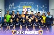 Kadeti HŠK Posušje jesenski prvaci Omladinske lige FBiH