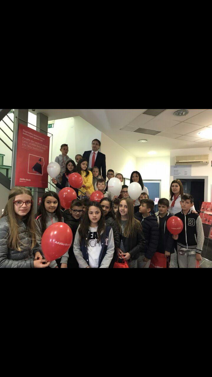 Obilježen svjetski dan štednje: Učenici posjetili banku