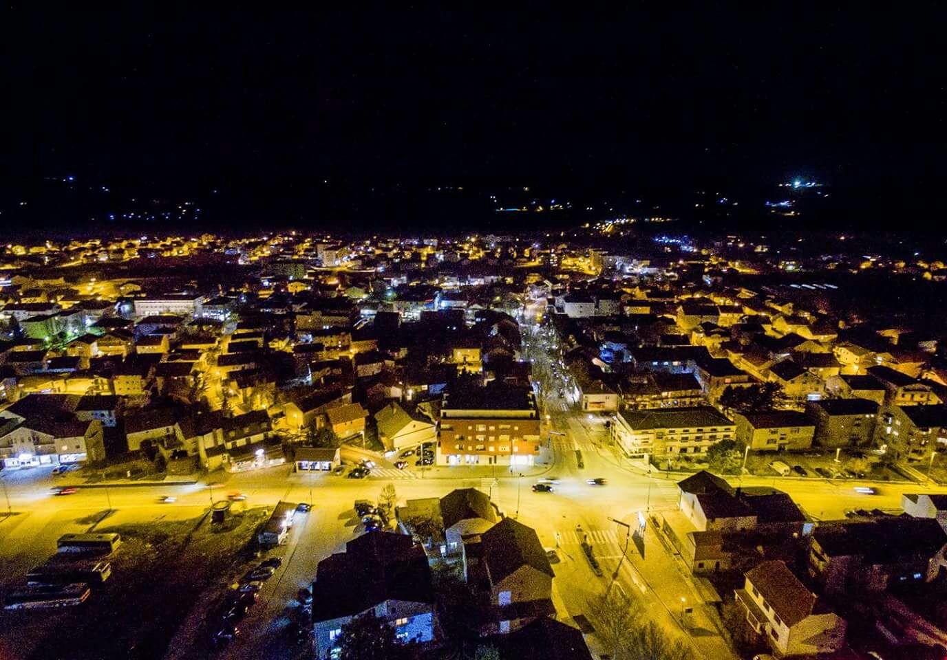 FOTO: Noćna panorama Posušja