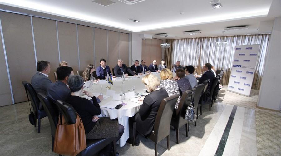 Sastanak o poboljšanju suradnje među relevantnim čimbenicima u Županiji Zapadnohercegovačkoj ka boljem pristupu socijalnoj zaštiti