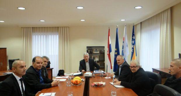 Čović održao sastanak sa Zaboravljenim braniteljima