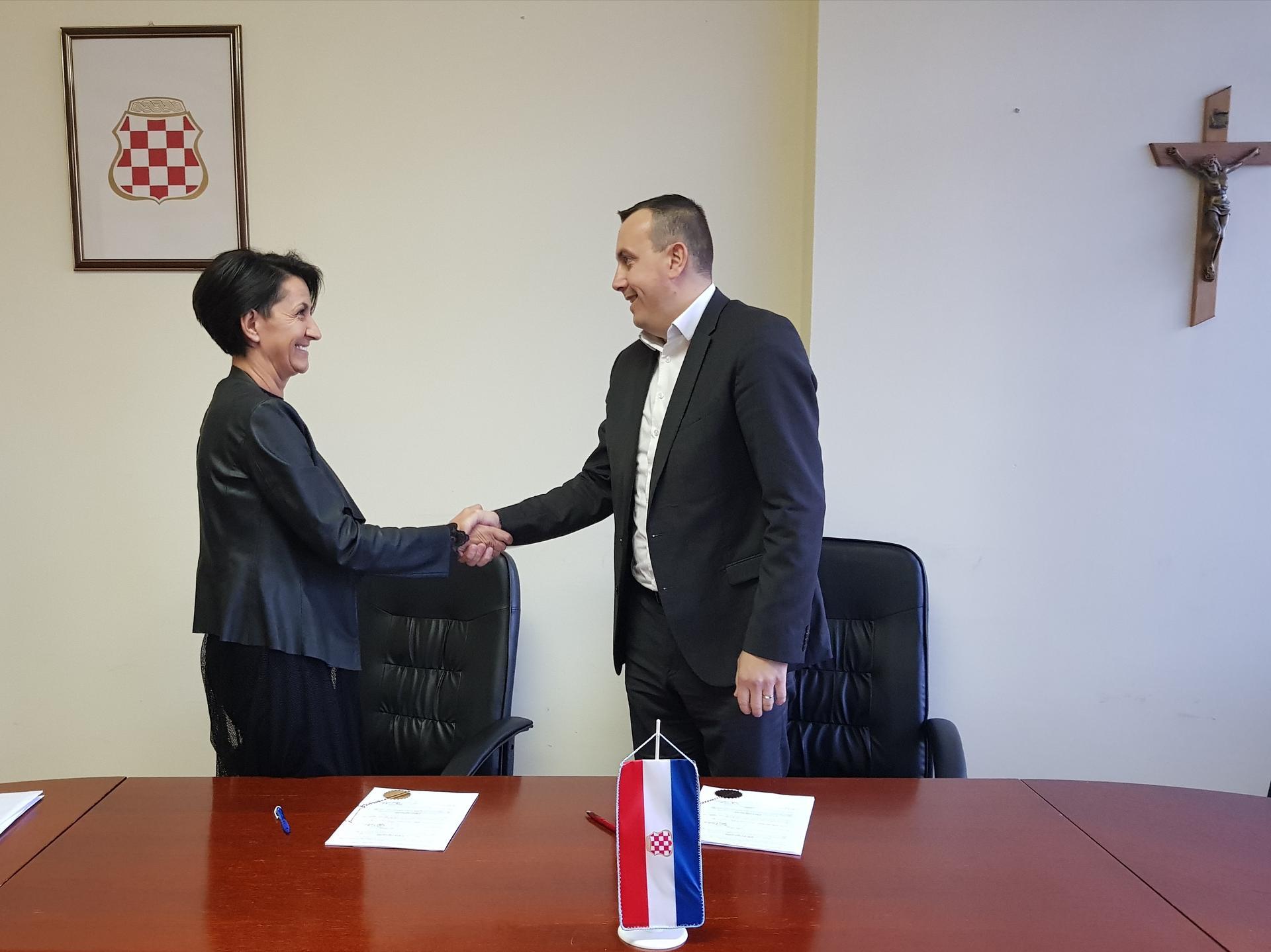 Ustrojen zajednički Zavod za školstvo ZHŽ-a i HBŽ-a, na čelo izabrana Jadranka Bošnjak