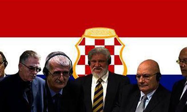 HAŠKI TRIBUNAL: Hrvati sami sebe protjerali, HVO izmislio mudžahedine