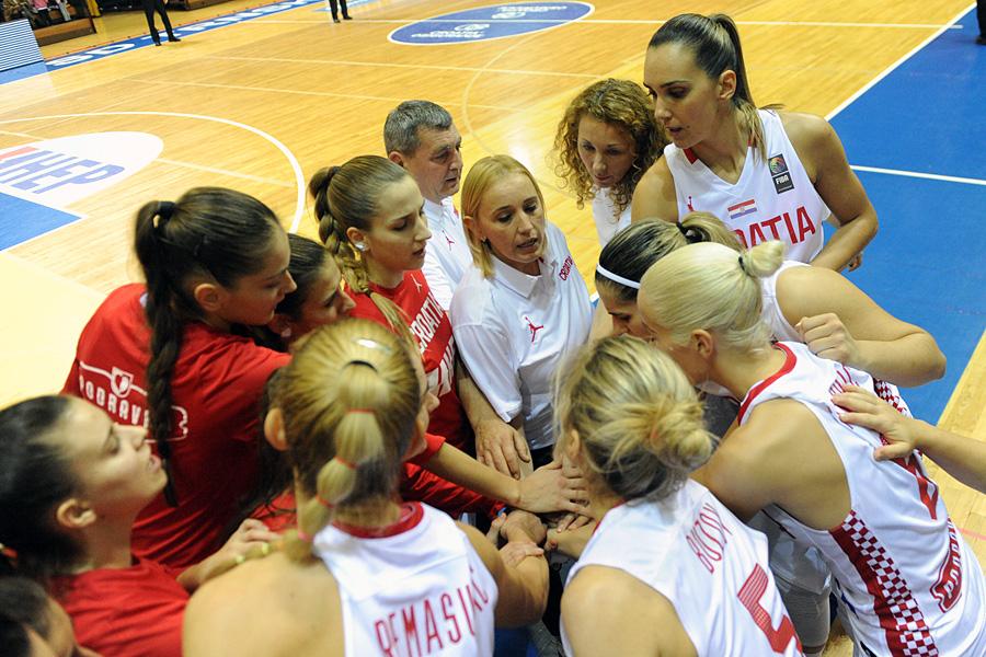 Hrvatska upisala minimalan poraz od Švedske