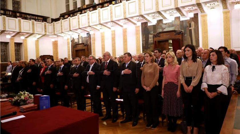 U Zagrebu predstavljene knjige Jadranka Prlića i Mate Arlovića o Herceg Bosni