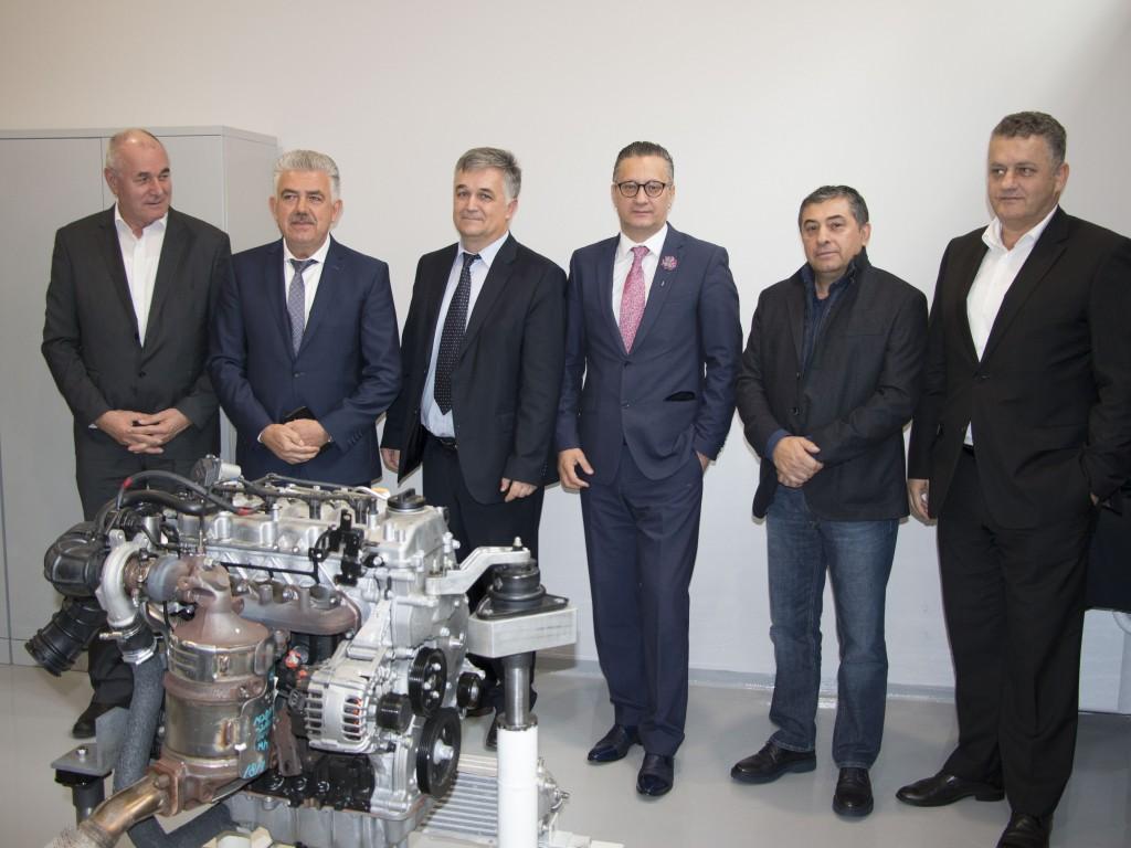 SVEUČILIŠTE U MOSTARU: Otvoren laboratorij za automobilsku mehatroniku