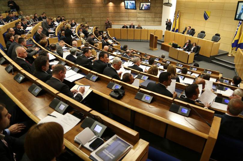 Završena sedma sjednica Zastupničkog doma Parlamenta FBiH