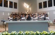 Susret zborova na Humcu u crkvi sv. Ante