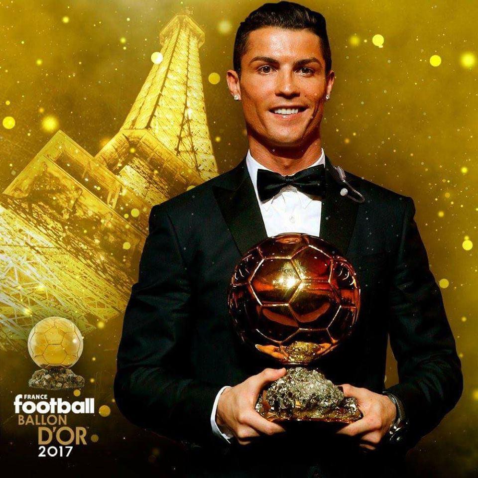 Ronaldo opet na vrhu, Modrić najbolji veznjak svijeta!