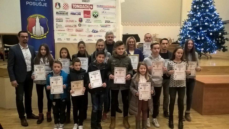U ovoj godini za TKD klub Poskok više od 300 medalja