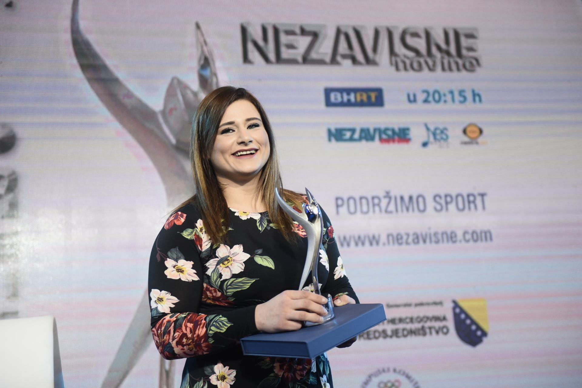 Damir Džumhur i Larisa Cerić najbolji sportaši BiH u 2017.