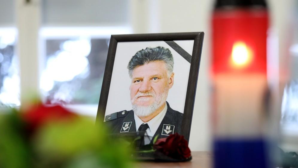 Tiho i bez ikakve pompe na Mirogoju je u četvrtak ispraćen general Praljak