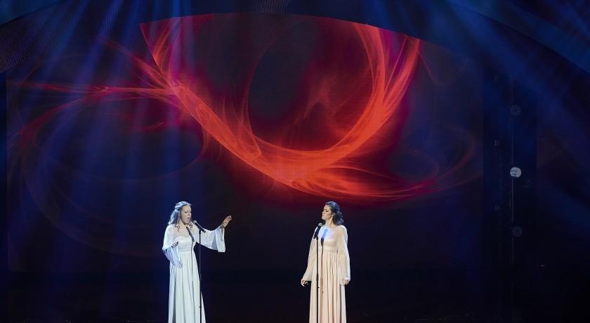 Sestre Ramljak iz Međugorja ušle u finale Supertalenta