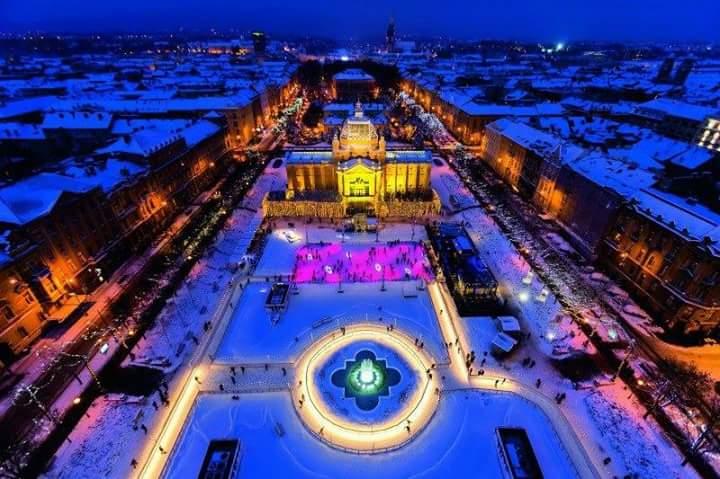 Zagrebački Advent treći put proglašen najboljim u Europi