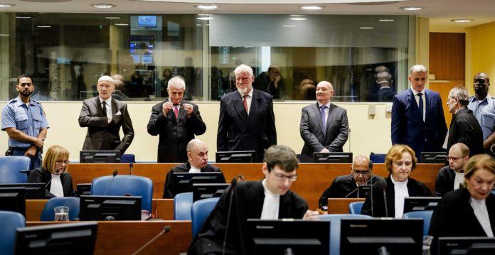 Čedo Paić, svjedok smrti Praljka tvrdi: Neki Hrvati u sudnici nisu tugovali, a jedan iz Documente se smijuljio!