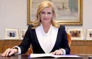 KOLINDA: 'Naravno da idem u kandidaturu, kako bi to sada izgledalo da okrenem leđa Hrvatskoj?'
