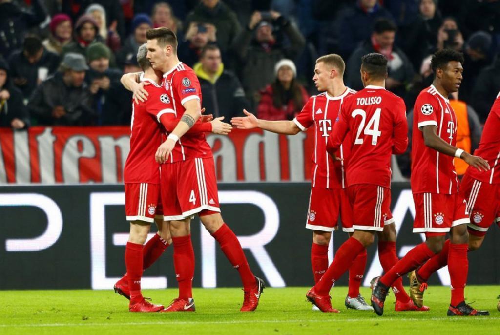 Bayern isprašio Neymara i društvo, Juventus prošao dalje