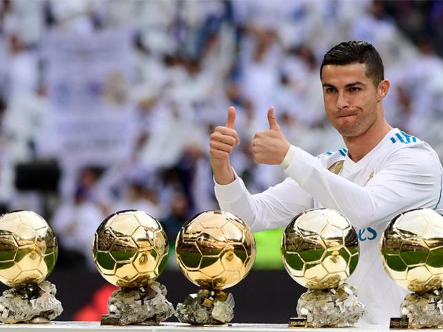 Cristiano Ronaldo najbolji sportaš Europe