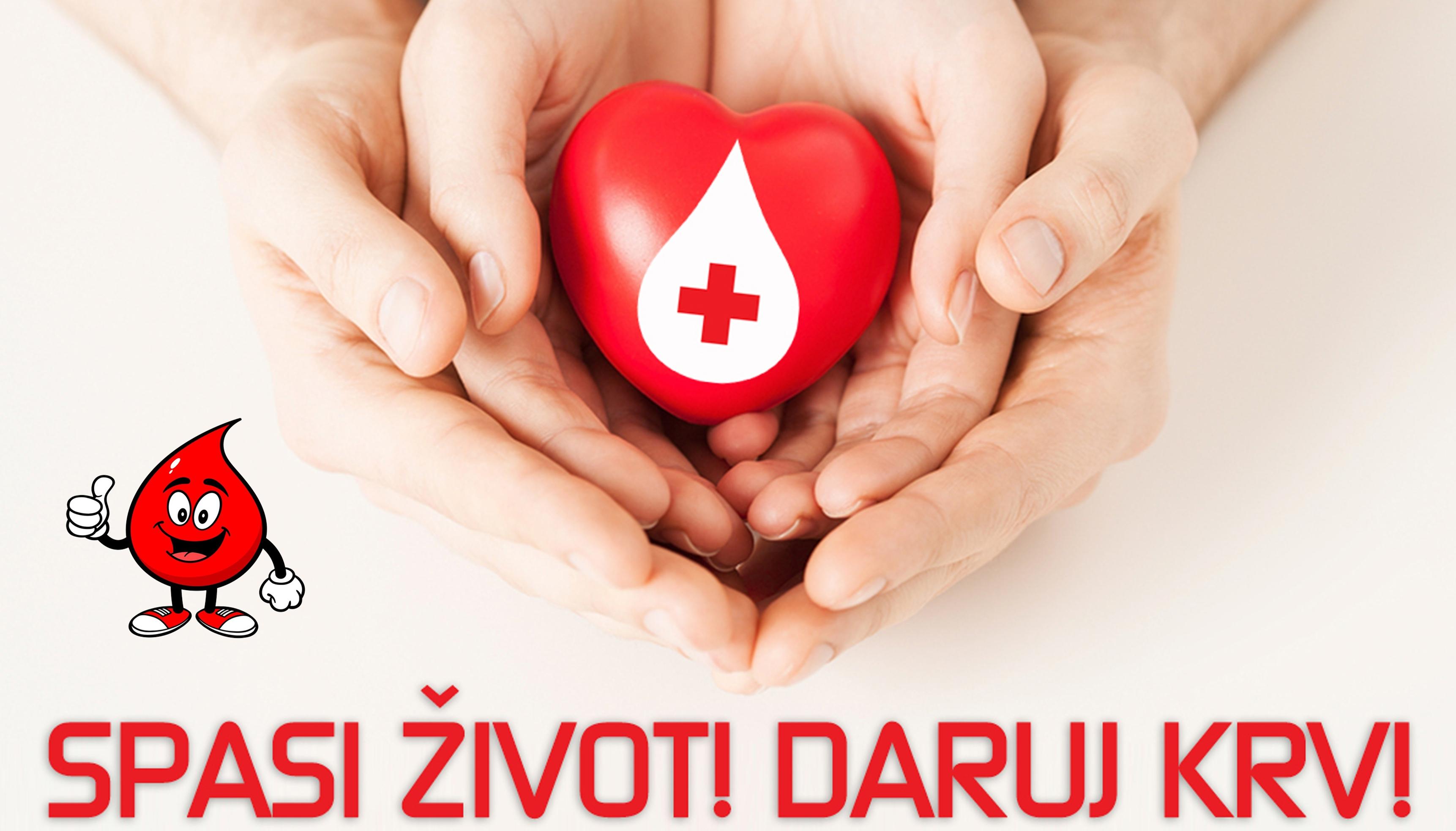 POSUŠJE: Božićna akcija dragovoljnog darivanja krvi