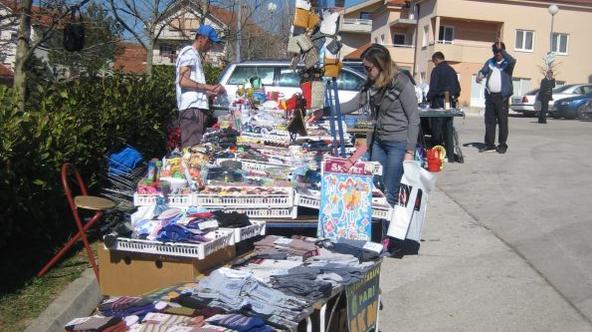 Od danas samo registrirani trgovci na tržnicama u FBiH