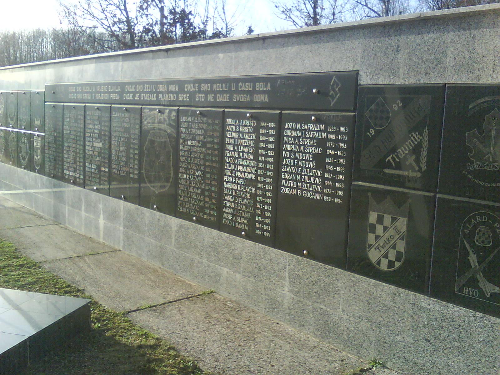 22. prosinca 1993. Križančevo selo – liječniku pozlilo kada je vidio kako je Armija BiH masakrirala Hrvate