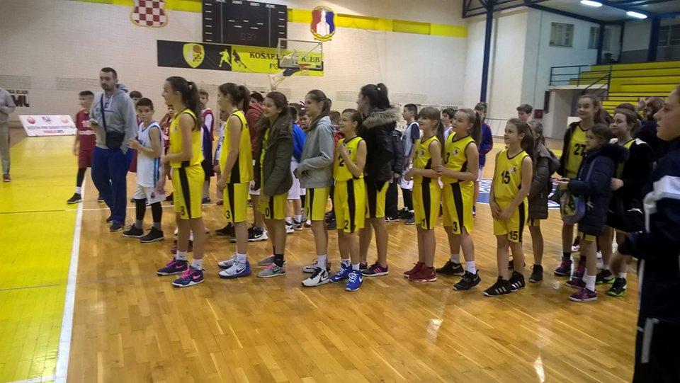 Više od 300 mladih košarkaša i košarkašica ove subote u Posušju: najuspješnije ekipe su iz Livna i Širokog Brijega