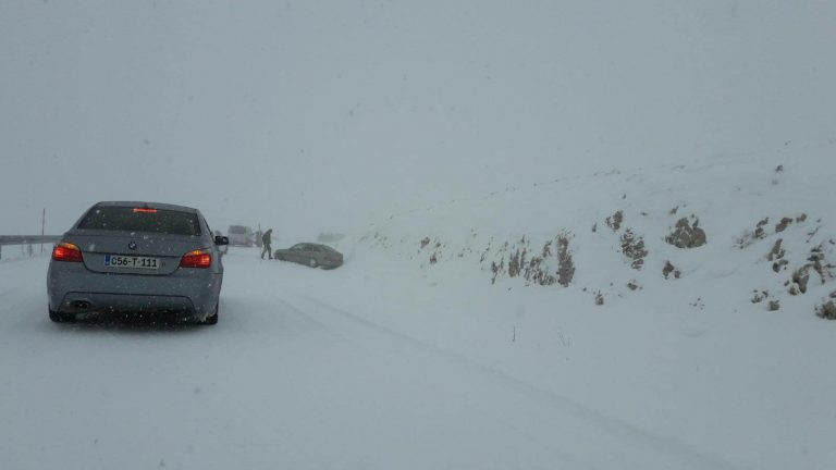 Otežano prometovanje na dionici Rakitno-Blidinje, vozači se mole za oprez