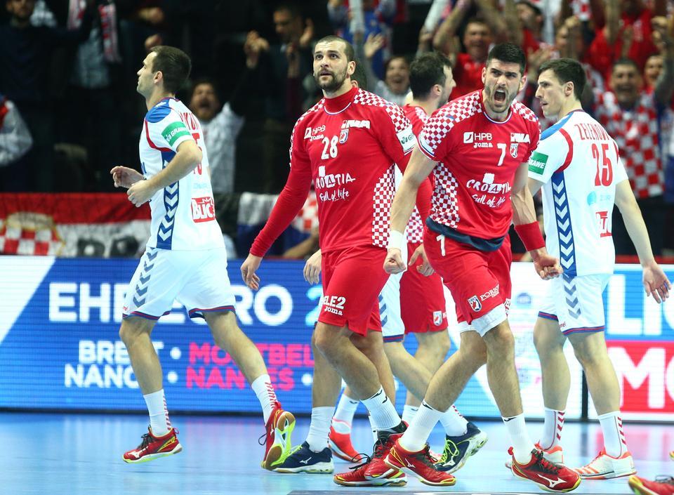 Sjajna Hrvatska pobijedila Srbiju deset razlike
