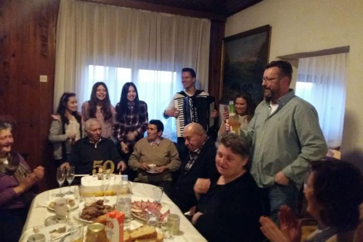 Zlatni pir Milana i Ruže Đerek u Viru
