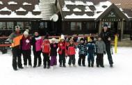 Blidinje: Polaznici sportske akademije iz Gruda i Posušja uživali na skijanju