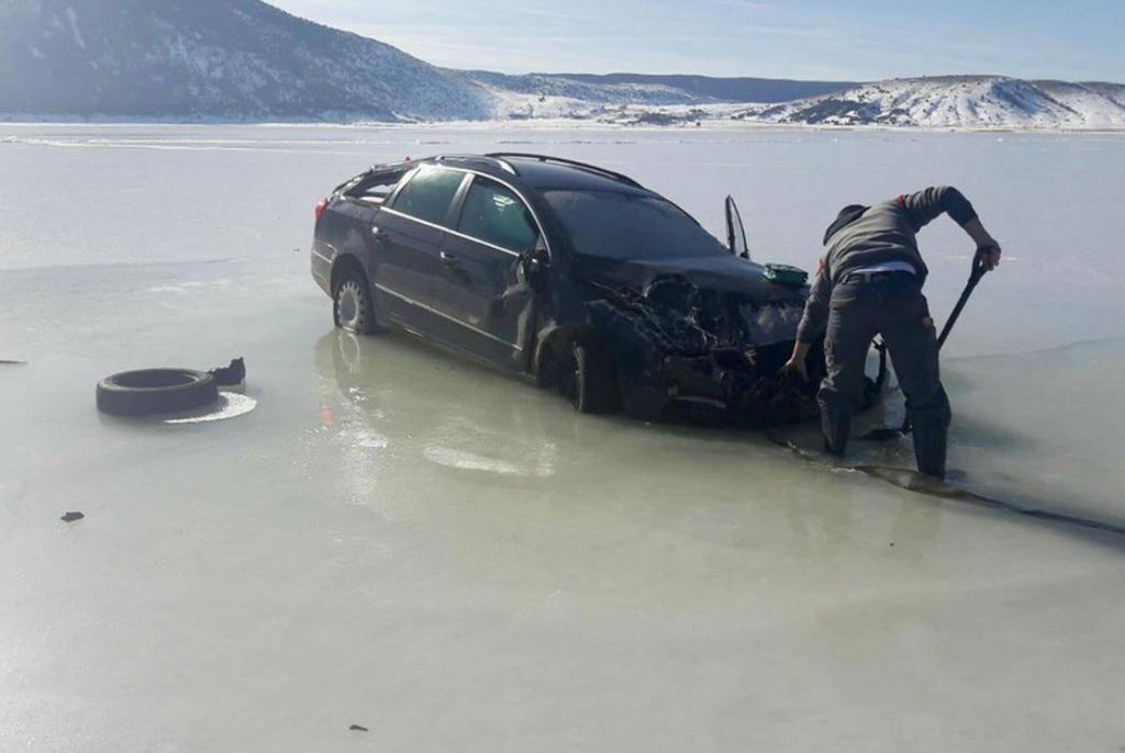 S autom sletio u Blidinjsko jezero
