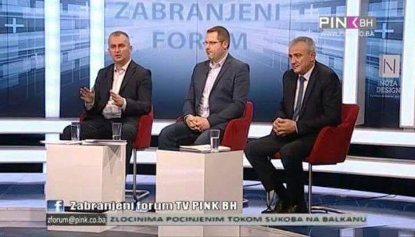 """VIDEO: Oštra rasprava u """"Zabranjenom forumu"""" o Haškom sudu"""