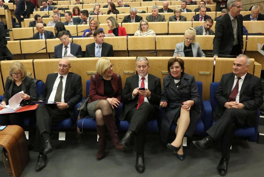 Zastupnički dom odobrio najveći proračun u povijesti FBiH